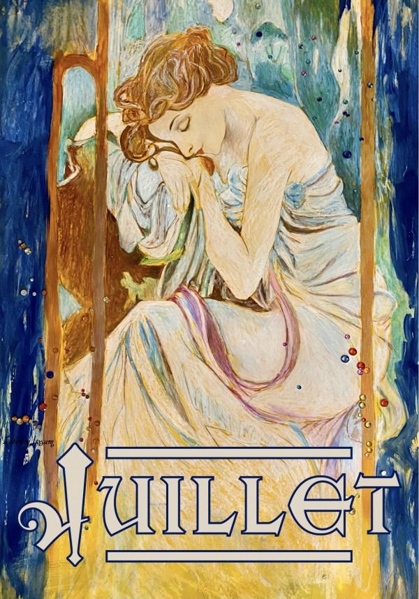 Juillet July Digital Download