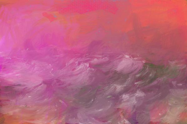 Pink Surf Digital Download