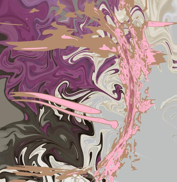Art Nouveau Pour Digital Download