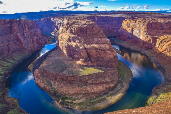 Horseshoe Bend by Scene Again Images: Photography by Cliff Davis