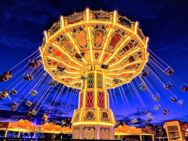 Carnival III by Broken Compass Life Photography