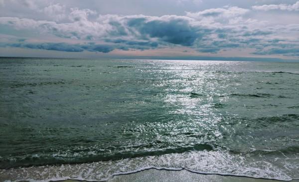 Serenity at Santa Rosa Beach by Broken Compass Life Photography