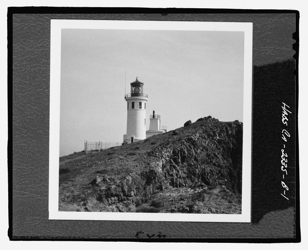 Anacapa Island Light Station, California  Print