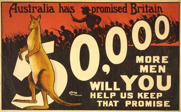 Australia has promised Britain  Print