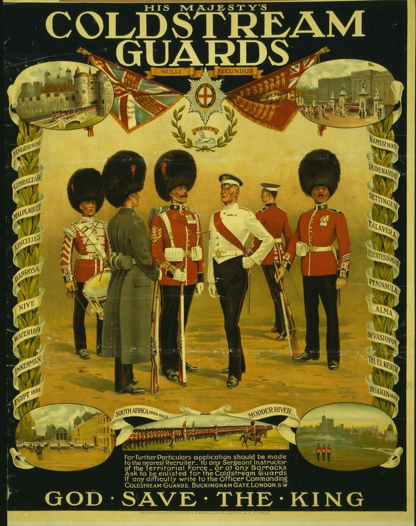 Coldstream Guards  Print