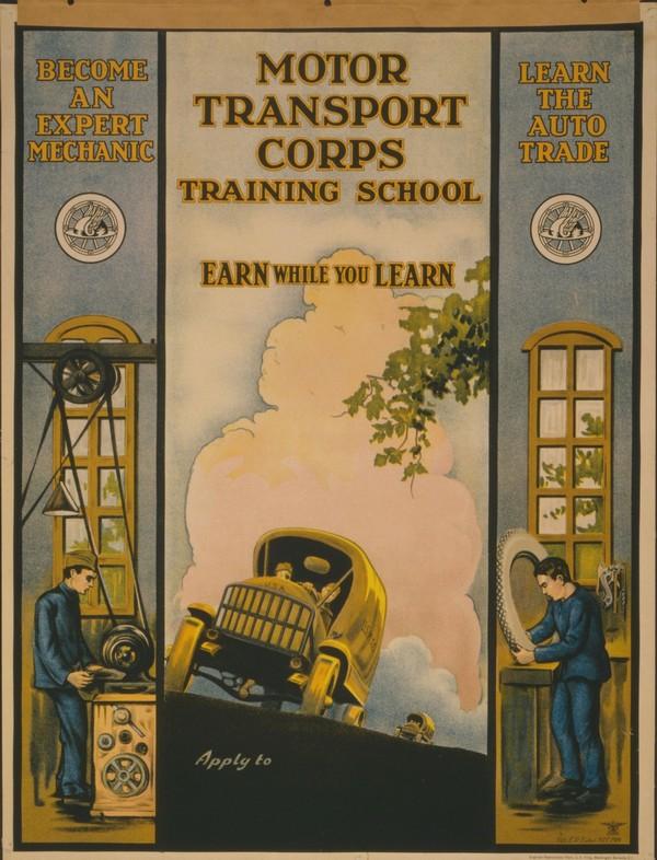 Learn a trade  Print