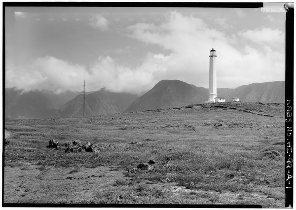 Molokai-Light-Station-HI  Print