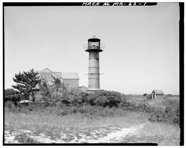 Monomoy-Point-Light-Station-Mass  Print