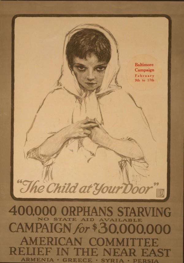 Orphans  Print