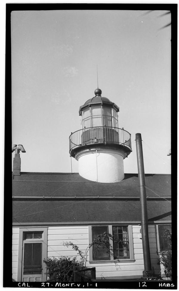 Point-Pinos-Lighthouse-CA  Print