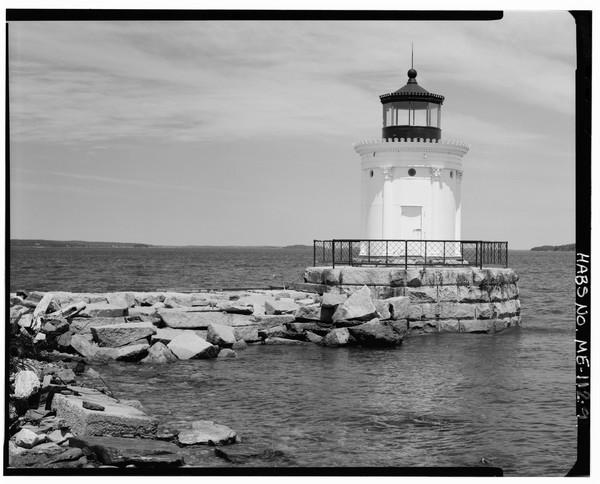 Portland-Breakwater-Lighthouse-2-Maine  Print