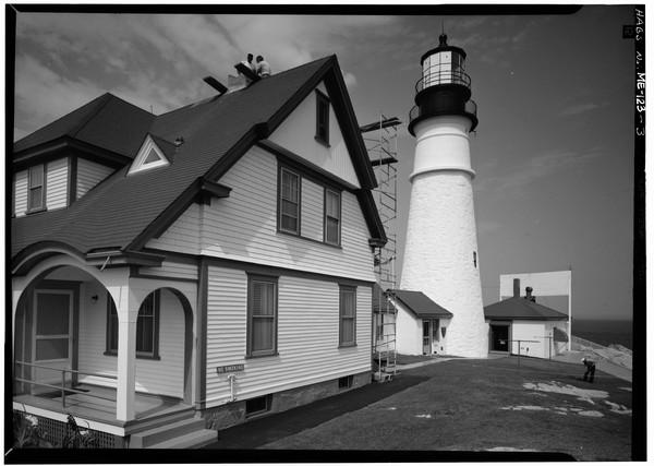 Portland-Head-Light-Maine  Print