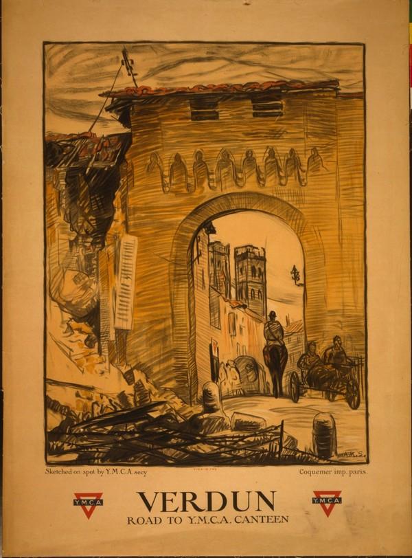 Verdun  Print