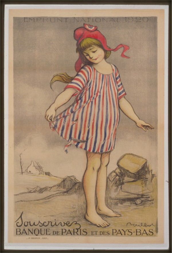 Vintage---Little-Girl  Print