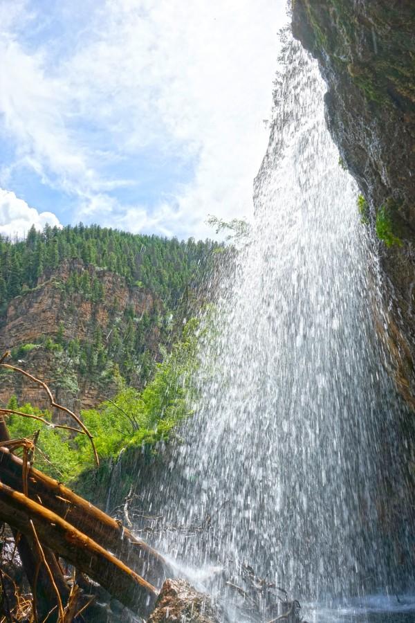 Inside the Waterfall Digital Download