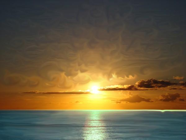 Painted Sky Digital Download