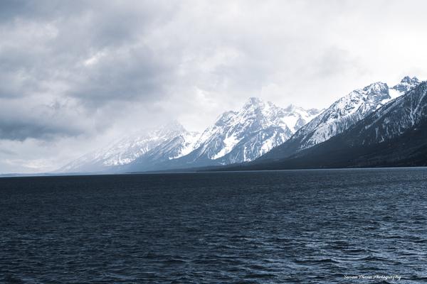 Jenny Lake   The Grand Tetons by Susan Diann Photography