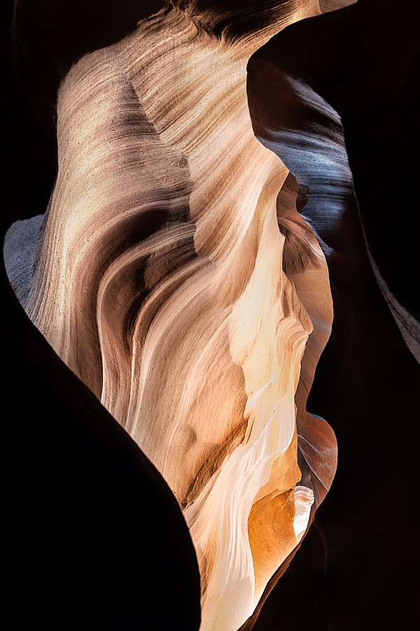 Upper Antelope Canyon 11 by Telly Goumas