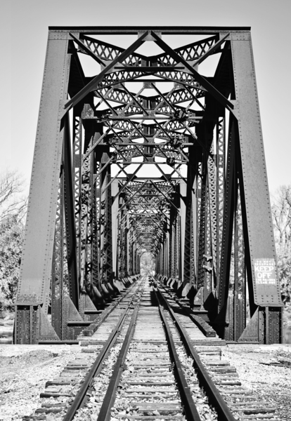 The Trestle by Photo Art Unlimited