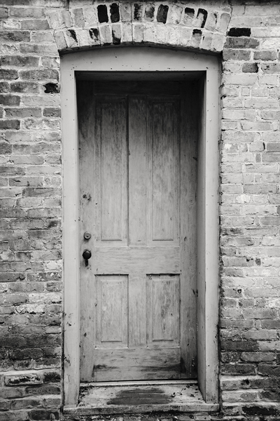 The Door by Photo Art Unlimited