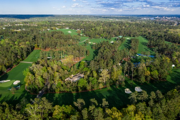 Augusta National Aerial View 0466 by @ThePhotourist