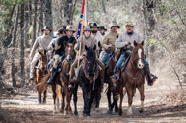 Battle of Aiken Civil War Reenactment 6490 by @ThePhotourist