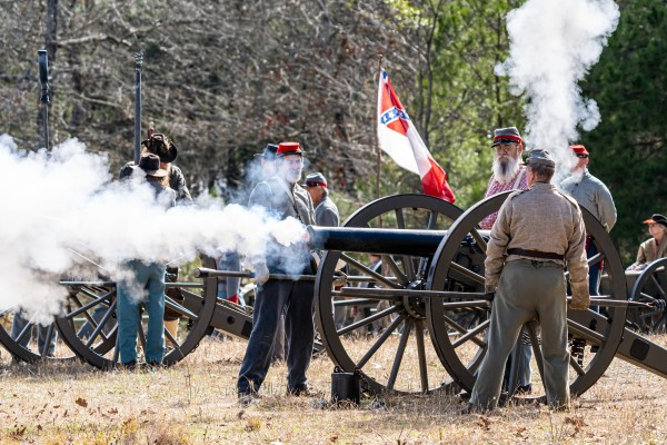 Battle of Aiken Civil War Reenactment 6856 by @ThePhotourist