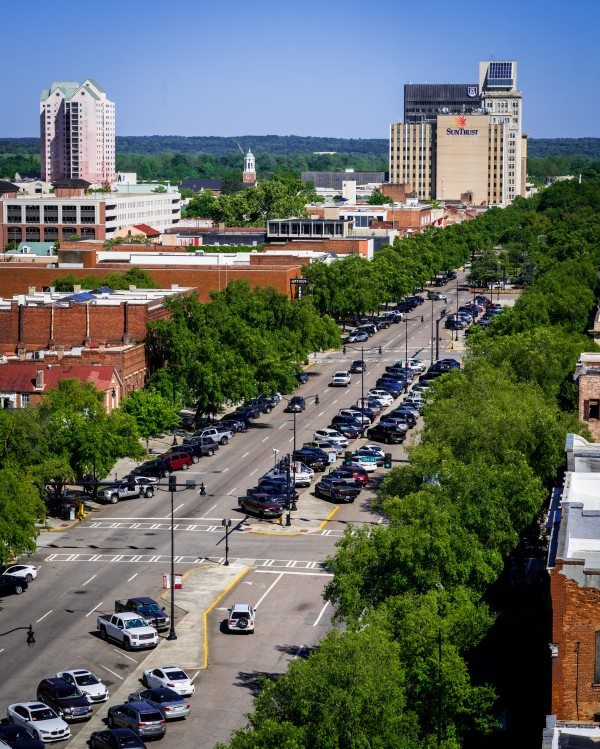 Downtown Augusta GA by @ThePhotourist
