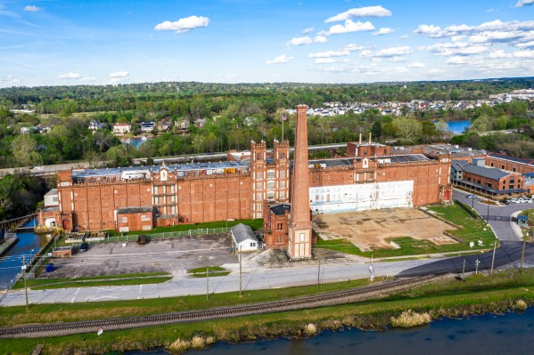 Sibley Mill Augusta Aerial View 0448 by @ThePhotourist