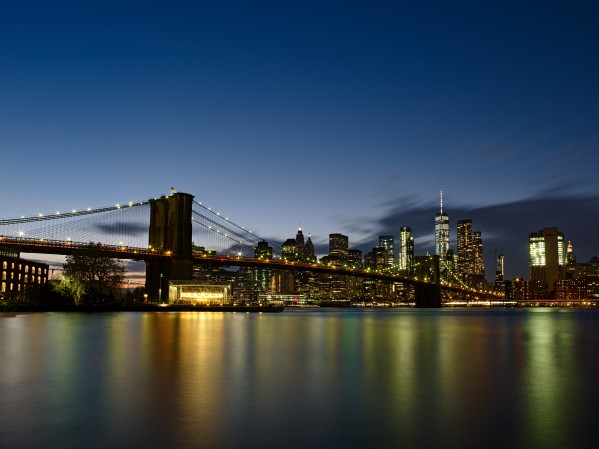 New York by Victor F Rodriguez Jr