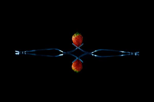 Strawberry Still Life Digital Download