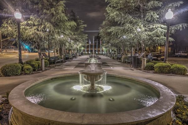 Veterans Plaza Santa Clarita CA Digital Download