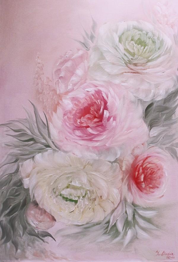Patel Flawers by Yuliya Marusina