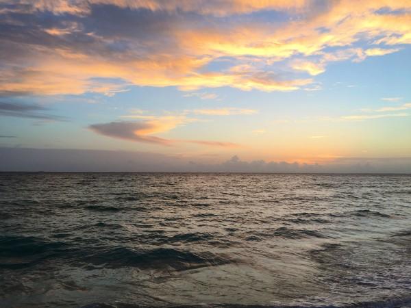 Early Sunrise by Yuliya Marusina