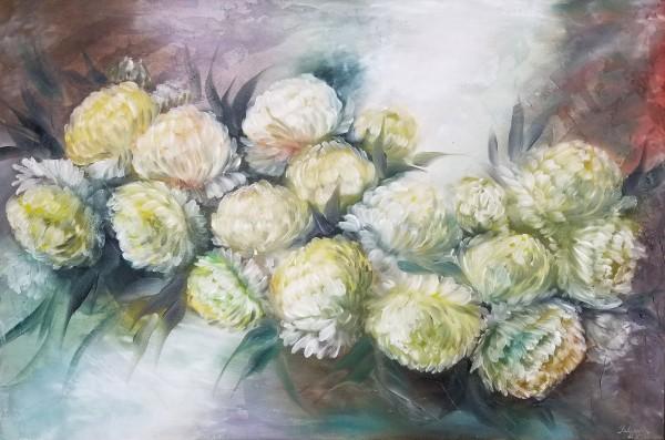 Spring Flowers by Yuliya Marusina