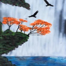 lucky eagles  by behzad masoumi