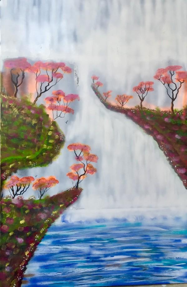 long life III by behzad masoumi