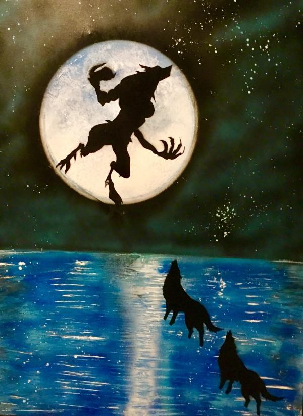 full moon 2 by behzad masoumi