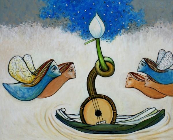 Rebirth of souls by carolenewmanarts