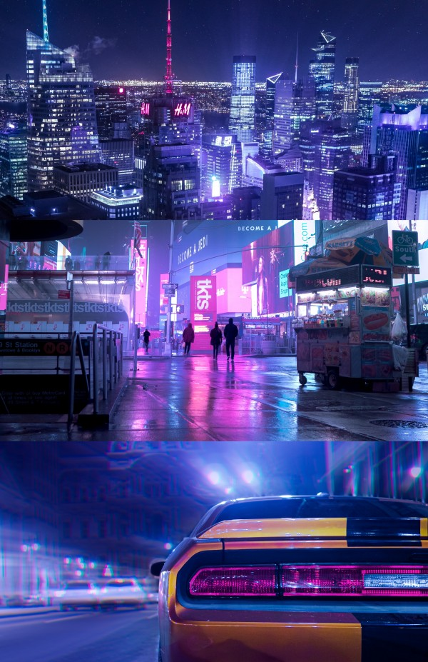 Oblivion City by longfire