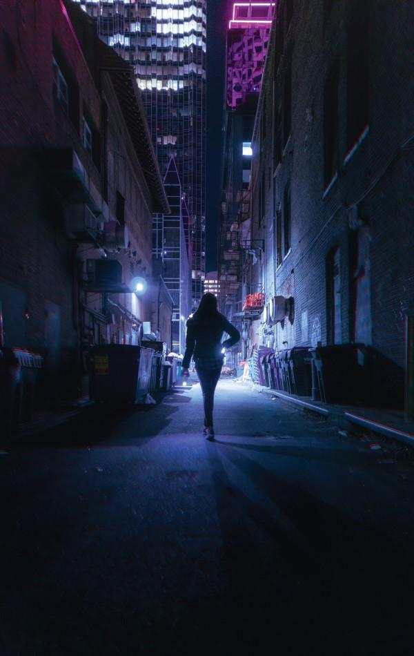 Midnight Girl by longfire