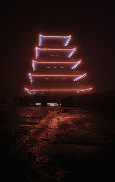 Pagoda 2 by longfire