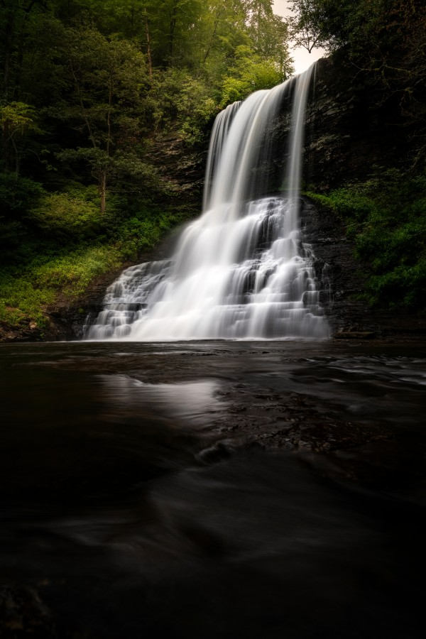 Capturing the Cascade by msnell photo