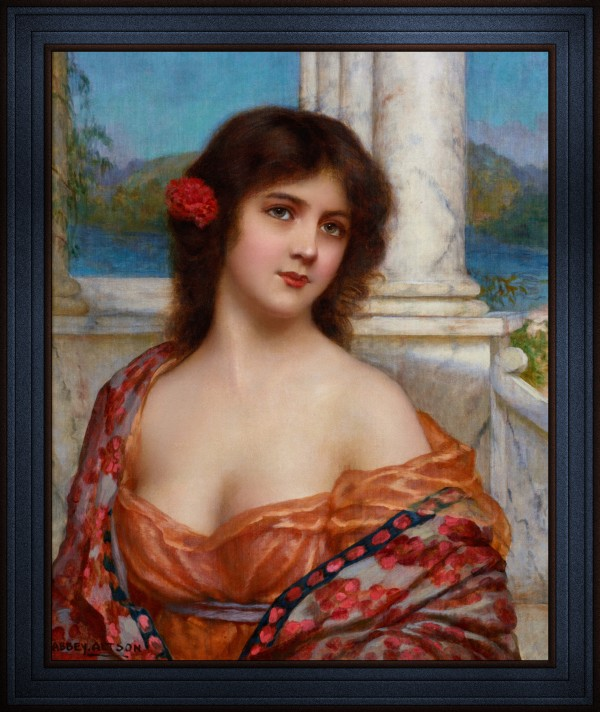 A Classical Beauty by Abbey Abraham Altson by xzendor7