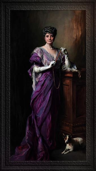 Lady White Todd by Philip de Laszlo Classical Fine Art Xzendor7 Old Masters Reproductions by xzendor7