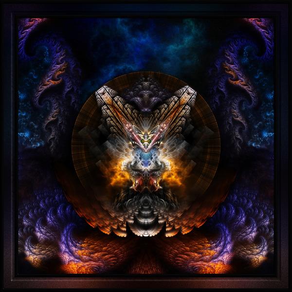 Orthricon Fantasy Fractal Art by xzendor7