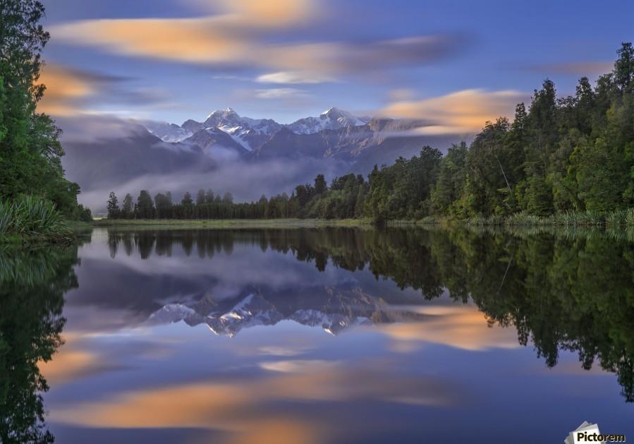 Lake Matheson  Print