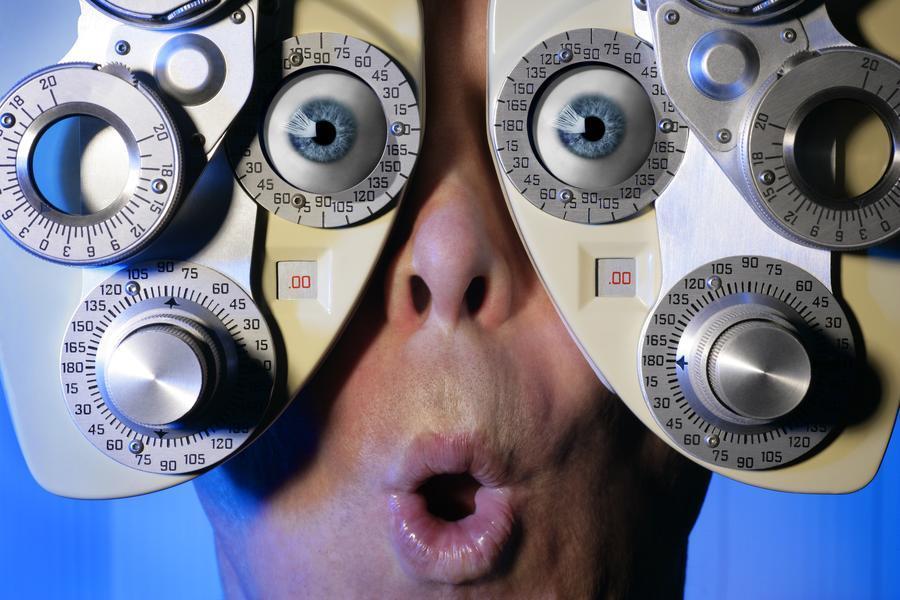 Eye Exam  Print