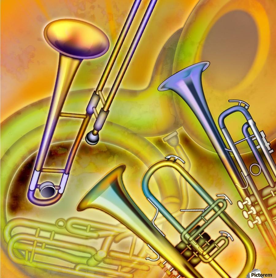 Brass Instruments - PacificStock