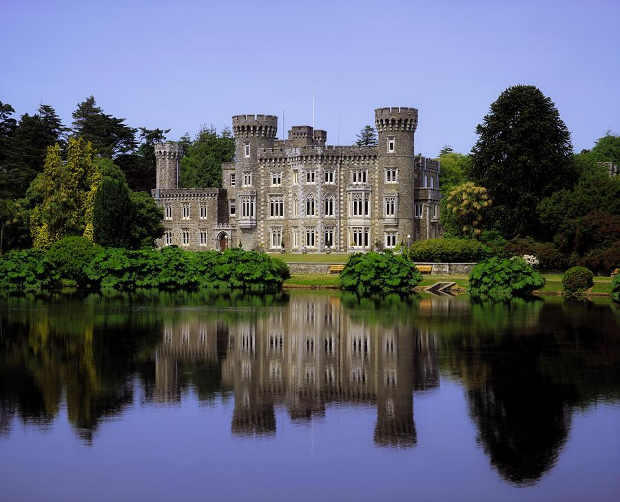 Johnstown Castle Co Wexford Ireland 19th Century Gothic